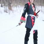 沖田総司 2010年カレンダー衣装