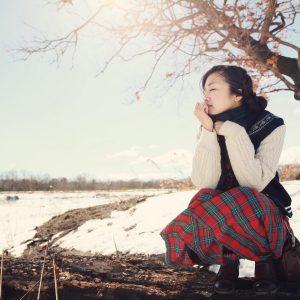 SnowingTokyo モデル:ちゅーとさん