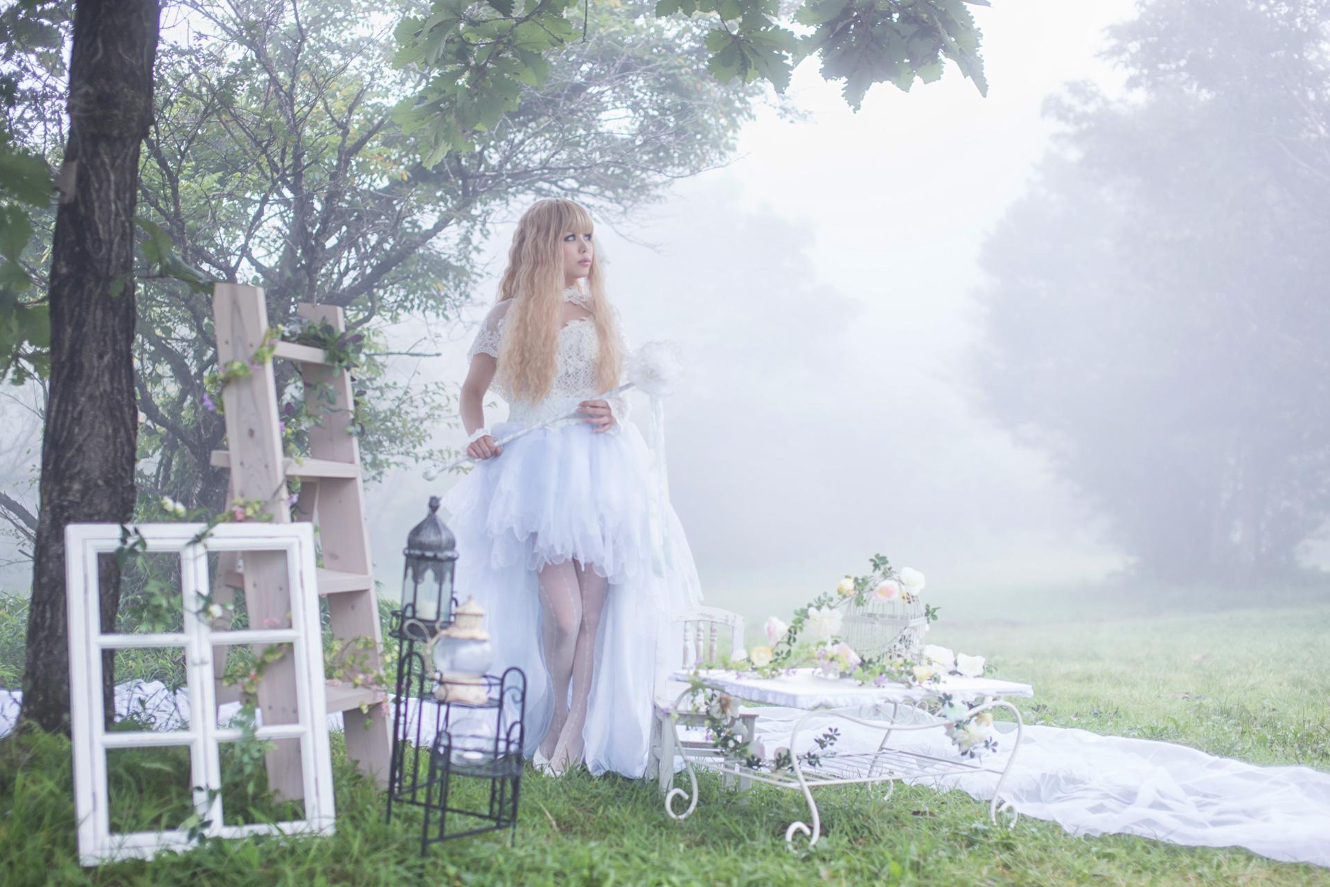 Mystic@オリジナル衣装 コスプレイヤー:弥生さん