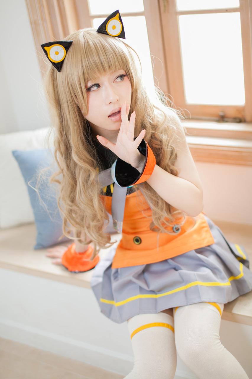コスプレイヤー:fumiさん SeeU通常衣装@SeeU(VOCALOID3)
