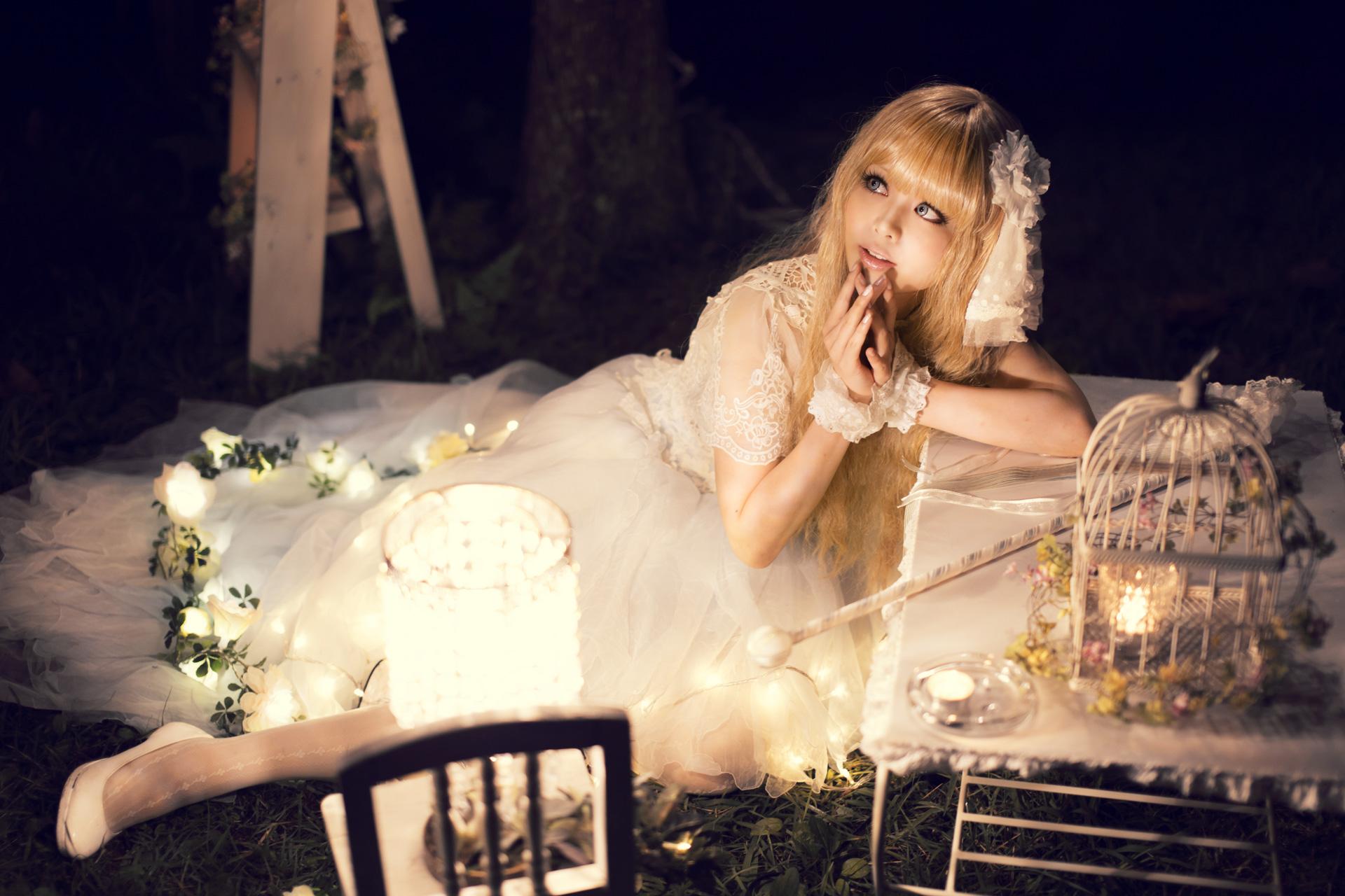 Dream@オリジナル衣装 モデル:弥生さん