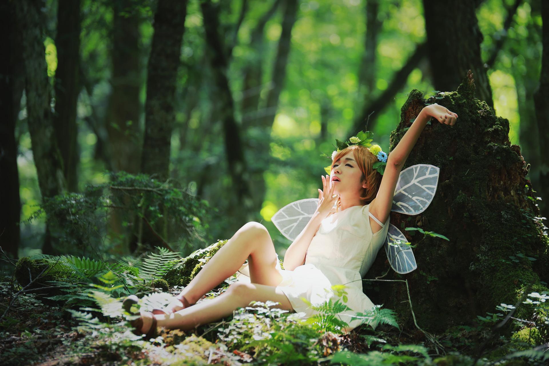 FAIRY TAIL ~ 幻想の森 モデル:ちゅーとさん