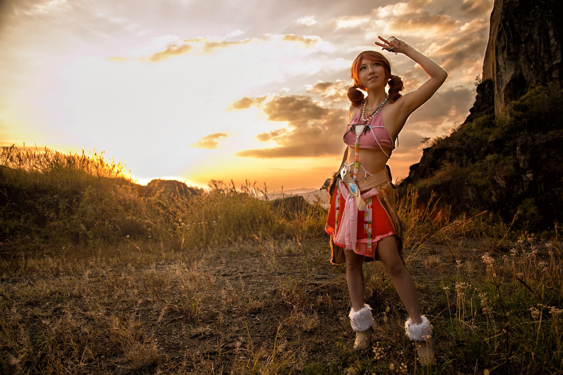 ファイナルファンタジー13:ヲルバ=ダイア・ヴァニラ コスプレイヤー:Asukaさん
