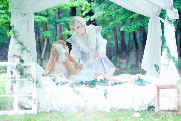 森の眠り姫
