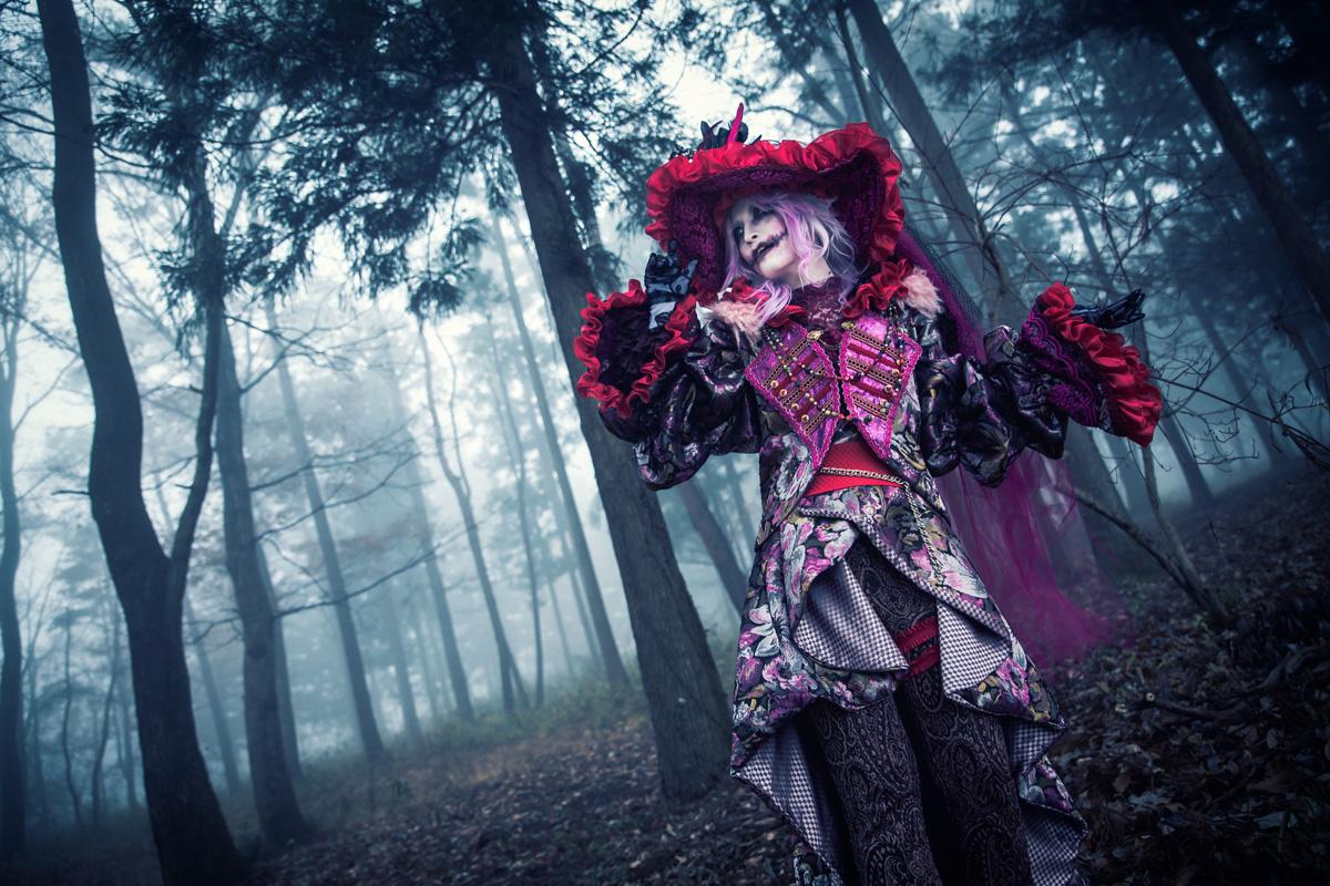 創作「Vampire」 model:MOMOさん