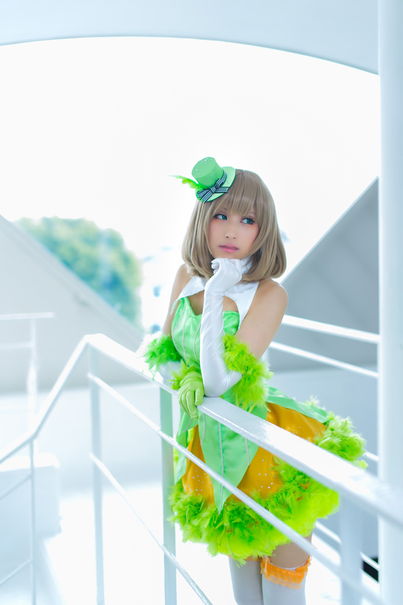 【アイドルマスターシンデレラガールズスターライトステージ】:高垣楓 レイヤー:水ノ凛さん