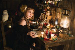 Witch's Prayer _S@オリジナル衣装 モデル:じぜるさん