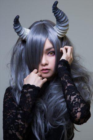 月の悪魔あるいは女神 model:とめとさん_10