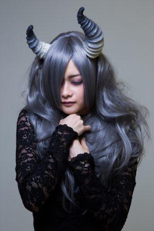 月の悪魔あるいは女神 model:とめとさん_11