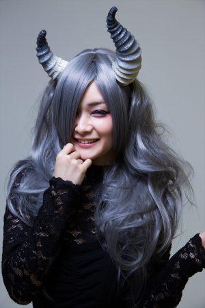 月の悪魔あるいは女神 model:とめとさん_12