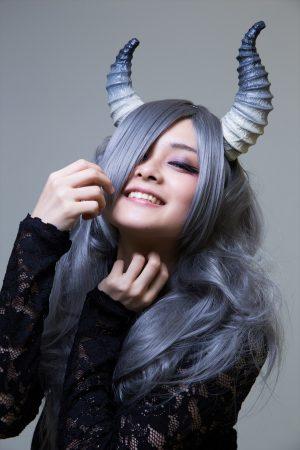 月の悪魔あるいは女神 model:とめとさん_13