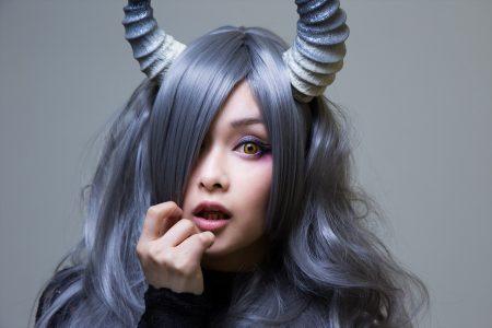 月の悪魔あるいは女神 model:とめとさん_15