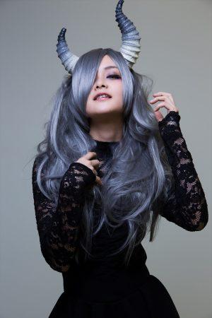 月の悪魔あるいは女神 model:とめとさん_9